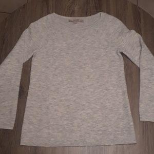LOFT Bell Sleeve Cozy Sweater